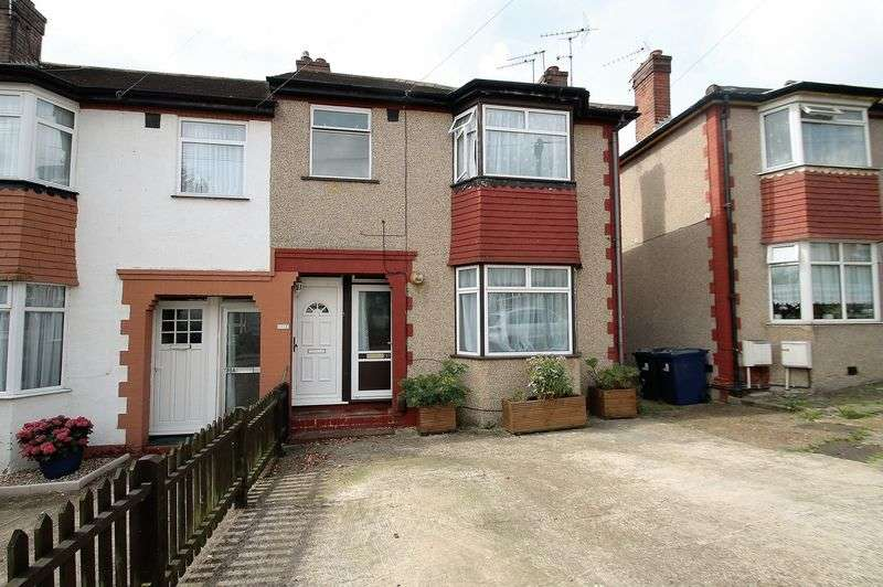 2 Bedrooms Flat for sale in Carr Road, Northolt