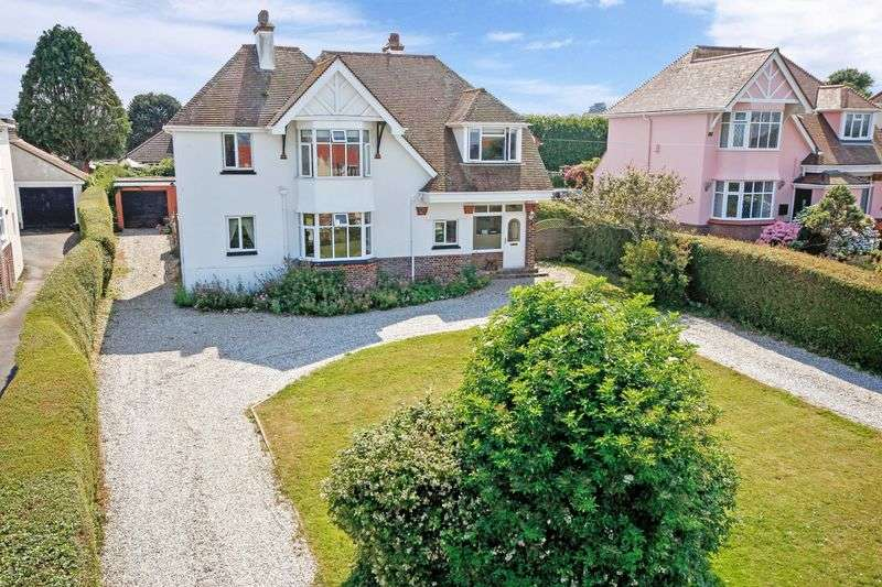 5 Bedrooms Detached House for sale in Waterside Road, Paignton