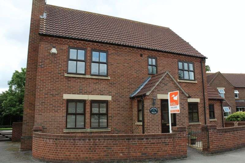 4 Bedrooms Detached House for sale in Meadow View, Willingham by Stow, Lincoln