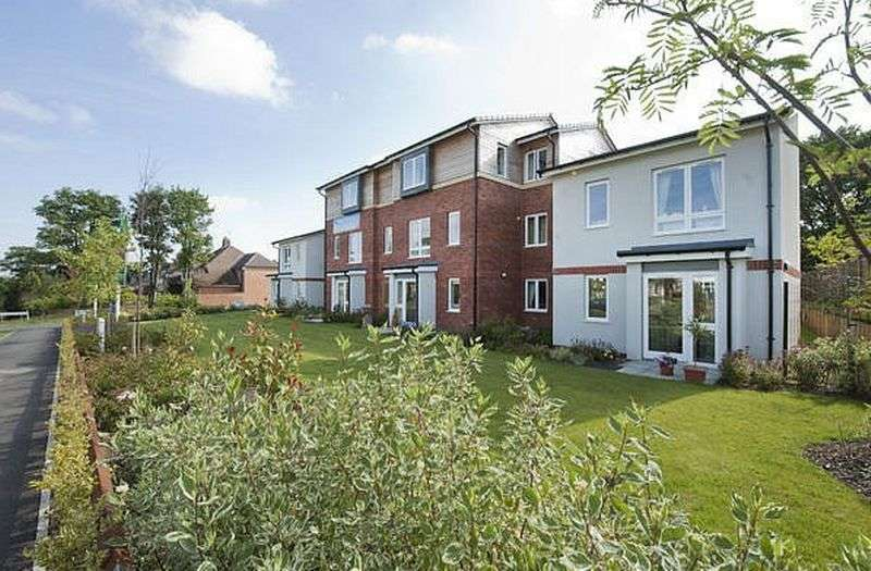 2 Bedrooms Flat for sale in Awdry Court, St. Nicolas Gardens, Birmingham: Two bed second floor retirement apartment- REDUCED PRICE
