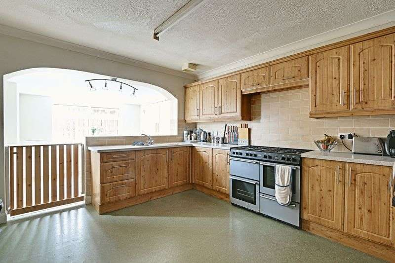 4 Bedrooms Detached Bungalow for sale in Hull Road, Skirlaugh