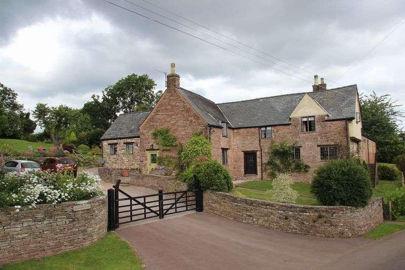 6 Bedrooms Detached House for sale in Etloe, Blakeney, Gloucestershire
