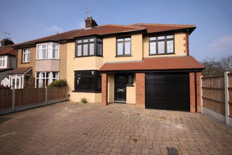 6 Bedrooms Semi Detached House for sale in Honey Lane, Waltham Abbey, EN9
