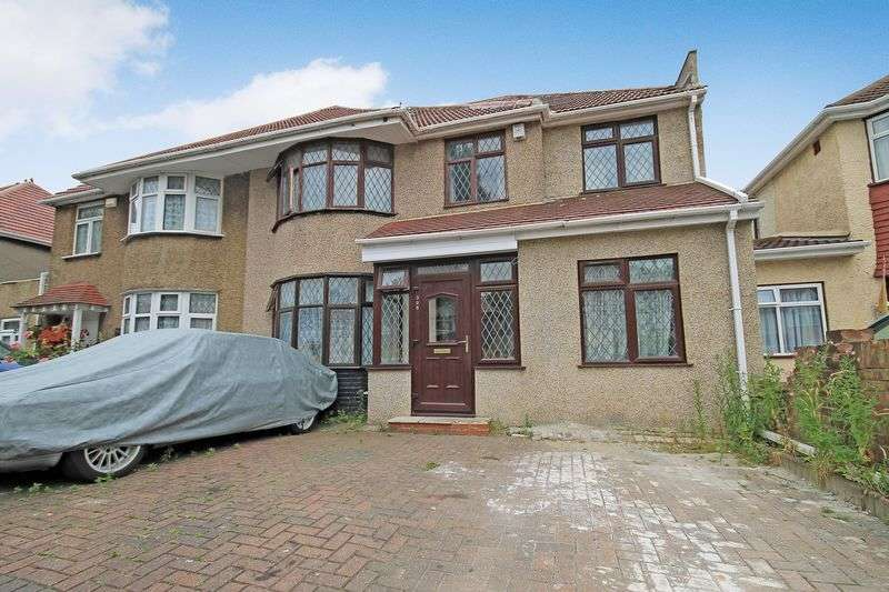 5 Bedrooms Semi Detached House for sale in Lady Margaret Road, Southall