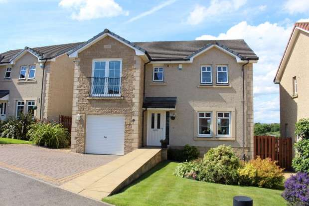 4 Bedrooms Detached House for sale in Seafar Drive, Kelty, KY4