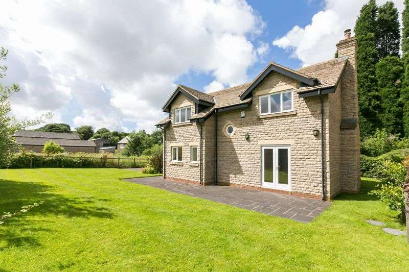 3 Bedrooms Detached House for sale in Stoney Brow, Roby Mill, WN8 0QD