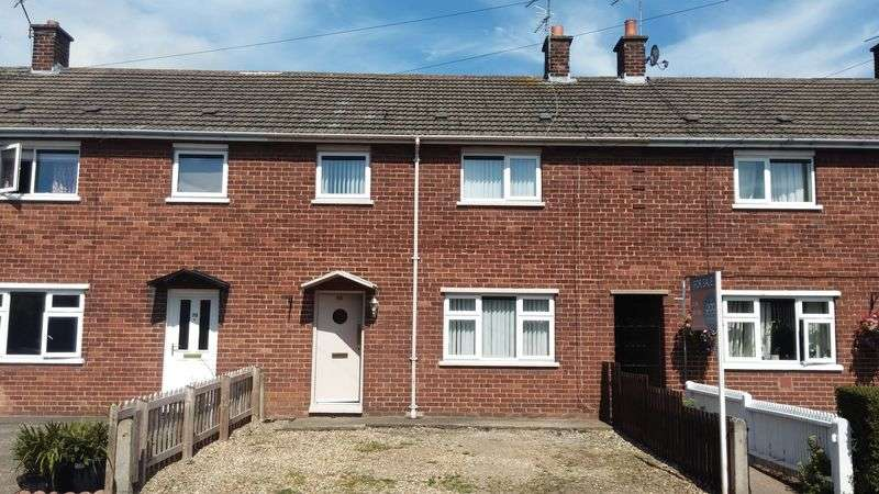 3 Bedrooms Terraced House for sale in Bolesworth Road, Chester