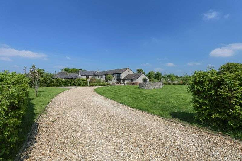 4 Bedrooms Property for sale in Cary Fitzpaine - Between Castle Cary, Glastonbury, Yeovil and Sherborne