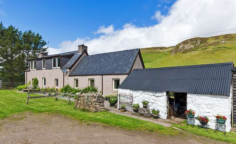 3 Bedrooms Detached House for sale in Rogart, Sutherland, Highland, IV28