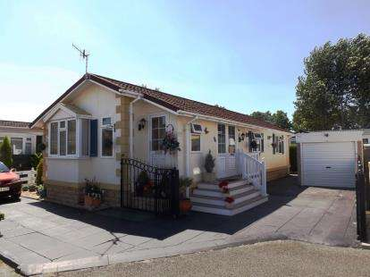 House for sale in Broadfields Park, Oxcliffe Road, Heaton With Oxcliffe, Morecambe, LA3