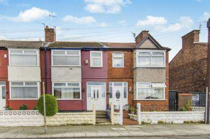 3 Bedrooms Terraced House for sale in Rossall Road, Liverpool, Merseyside, ., L13