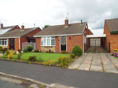 2 Bedrooms Bungalow for sale in Scarisbrick Road, Rainford, St. Helens, Merseyside, WA11