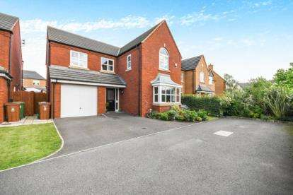 4 Bedrooms Detached House for sale in Linby Way, St. Helens, Merseyside, ., WA9