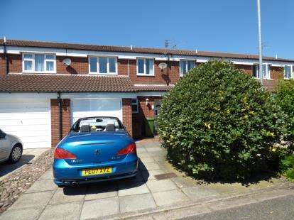 3 Bedrooms Terraced House for sale in Prince Charles Gardens, Birkdale, Southport, Merseyside, PR8