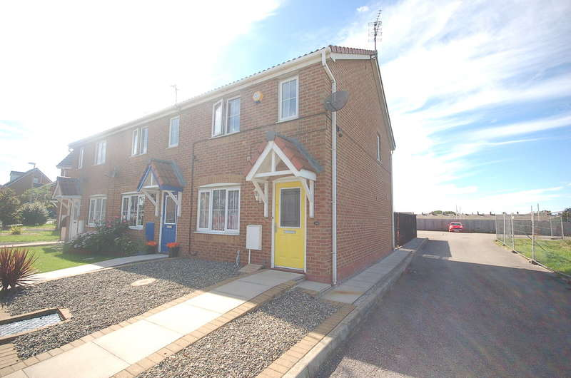 3 Bedrooms Mews House for sale in Coopers Way, Blackpool