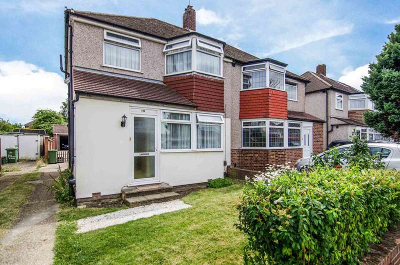 3 Bedrooms Semi Detached House for sale in Bexley Lane, Sidcup, DA14 4JH
