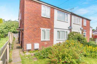 2 Bedrooms Maisonette Flat for sale in Aldermans Green Road, Coventry, West Midlands, Coventry