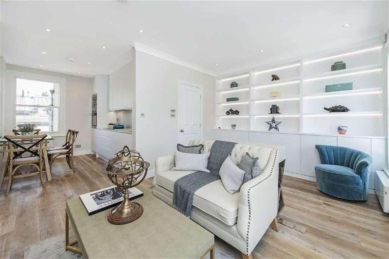 2 Bedrooms Maisonette Flat for sale in Furness Road, Fulham, London