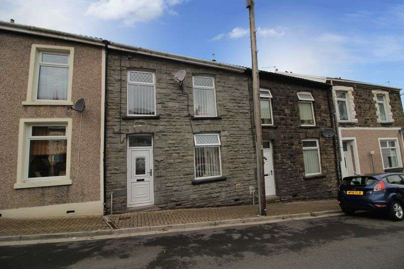2 Bedrooms Terraced House for sale in Mary Street, Cilfynydd, Pontypridd, CF37 4ES