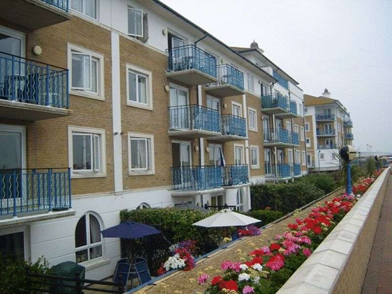 3 Bedrooms Flat for sale in BRIGHTON MARINA VILLAGE, East Sussex