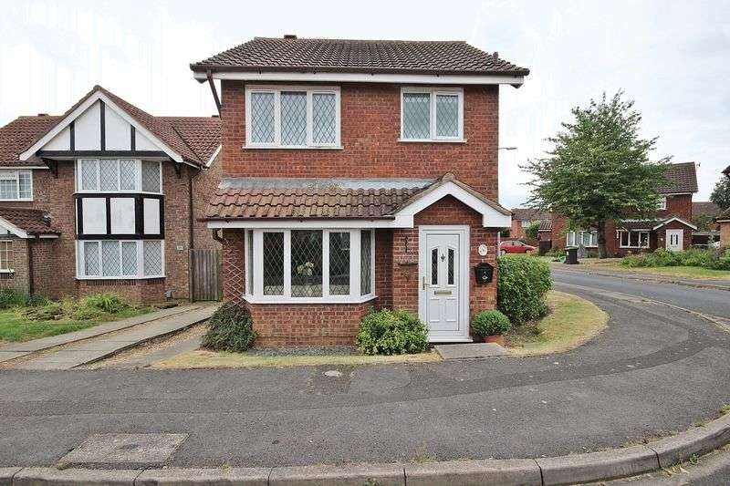 3 Bedrooms Detached House for sale in Oak Tree Road, Ampthill