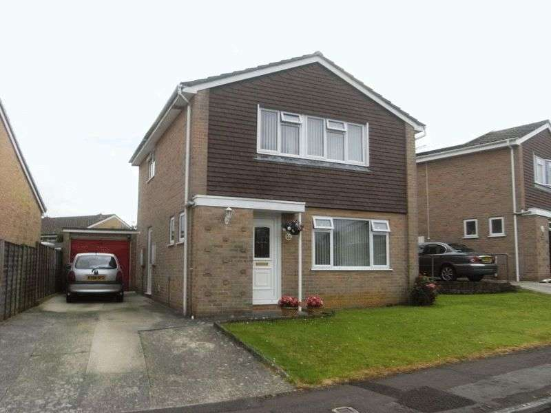 3 Bedrooms Detached House for sale in Park View, Crewkerne