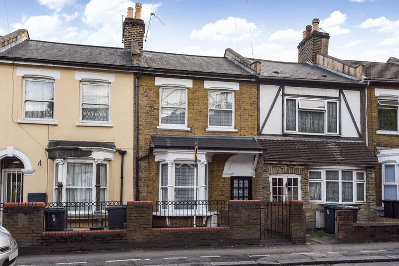 3 Bedrooms Terraced House for sale in Hornsey Park Road, Hornsey