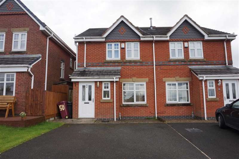 3 Bedrooms Property for sale in Beaumont Way, Darwen, Lancashire