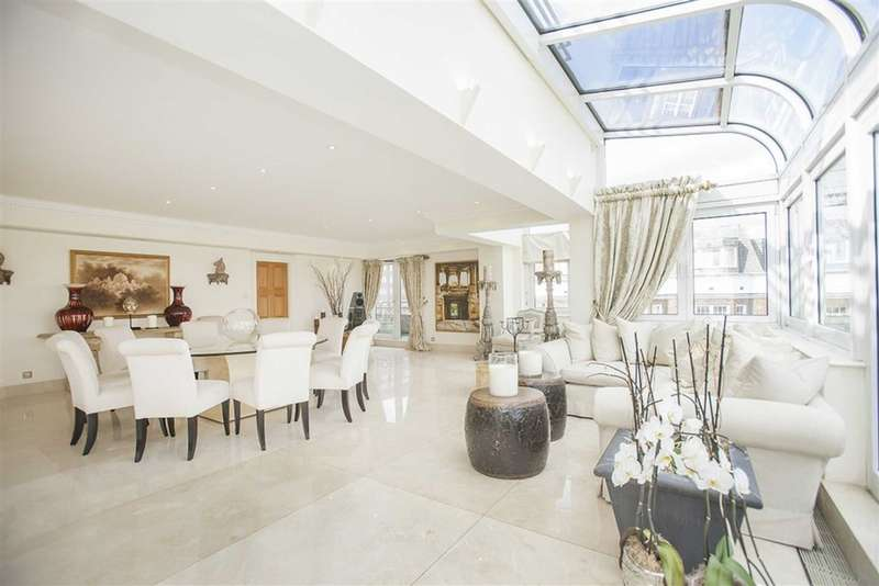 5 Bedrooms Flat for rent in Beverly House, London, NW8