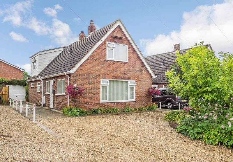 4 Bedrooms Detached Bungalow for sale in Barrett-Lennard Road, Horsford, Norwich