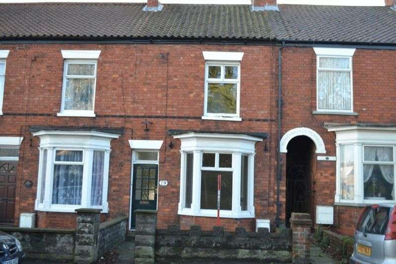 2 Bedrooms Terraced House for sale in Ferriby Road, Barton upon Humber