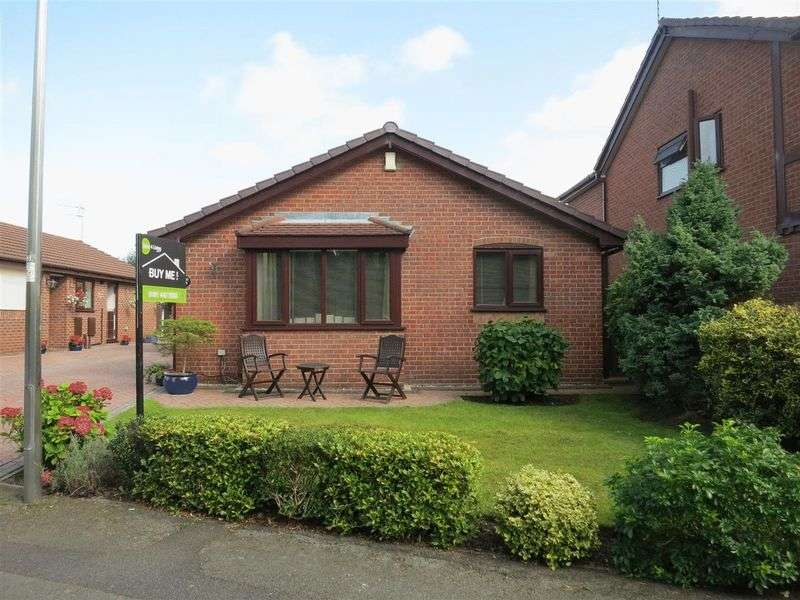 3 Bedrooms Detached Bungalow for sale in Rothay Drive, Stockport