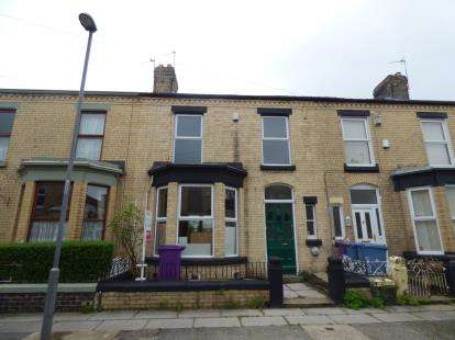 3 Bedrooms Terraced House for sale in Barrington Road, Liverpool, Merseyside, L15