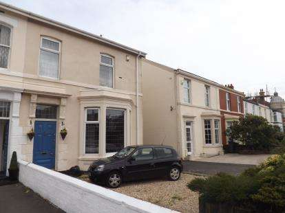 4 Bedrooms Semi Detached House for sale in Lytham Road, Blackpool, Lancashire, ., FY4