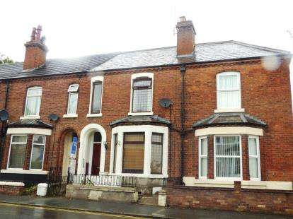 3 Bedrooms Terraced House for sale in Tarvin Road, Boughton, Chester, Cheshire, CH3