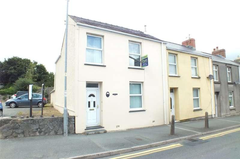 3 Bedrooms End Of Terrace House for sale in Harcourt Terrace, Pembroke, Pembrokeshire