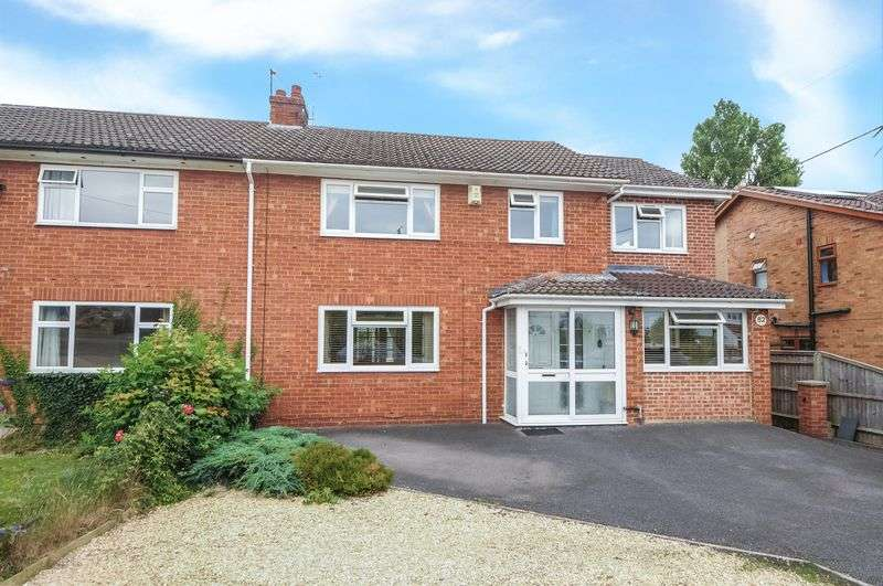 4 Bedrooms Semi Detached House for sale in Lydalls Road, Didcot
