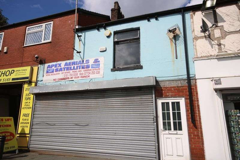 Commercial Property for sale in Chorley Road, Manchester