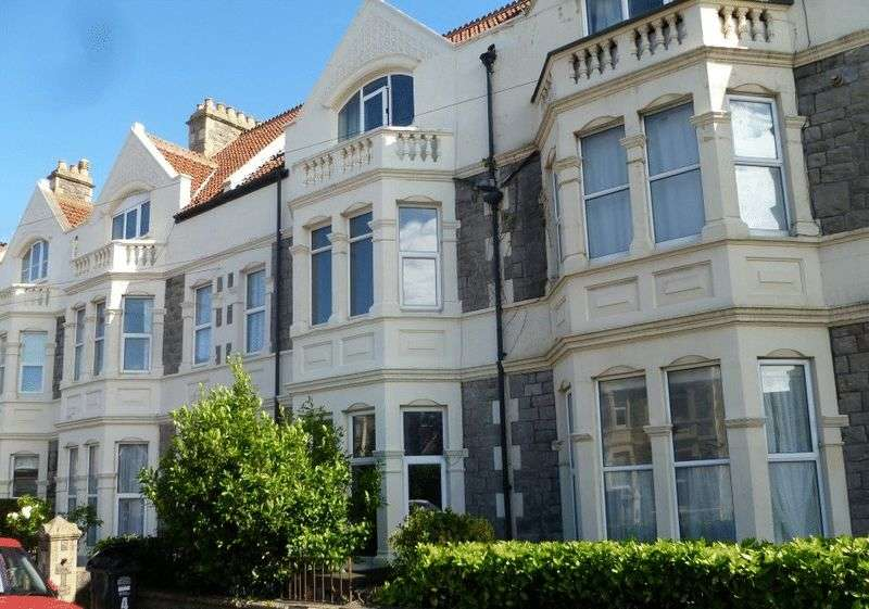 1 Bedroom Flat for sale in Milburn Road, Weston-super-Mare
