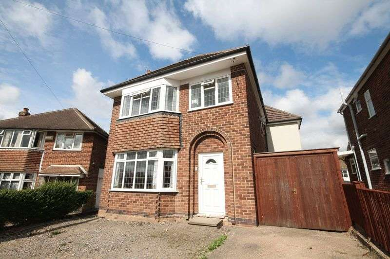 5 Bedrooms Detached House for sale in CHARNWOOD AVENUE, LITTLEOVER