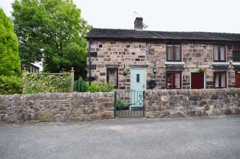2 Bedrooms Semi Detached House for sale in School Road, Bagnall