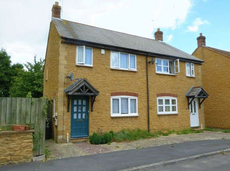 3 Bedrooms Semi Detached House for sale in Lampreys Lane, South Petherton