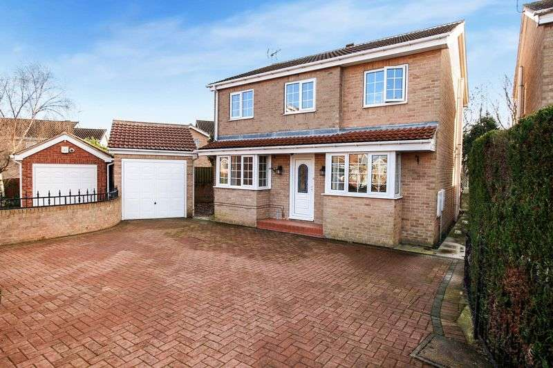 4 Bedrooms Detached House for sale in Pagnell Avenue, Rotherham