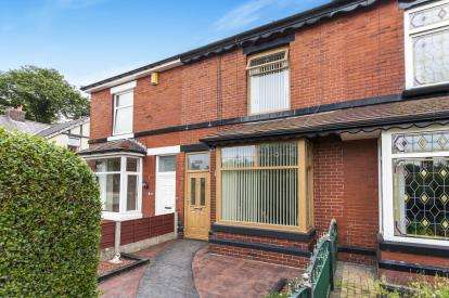 4 Bedrooms Terraced House for sale in Bolton Road, Elton, Bury, Greater Manchester, BL8