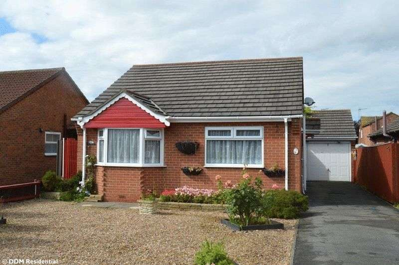 2 Bedrooms Detached Bungalow for sale in Harvest Avenue, Barton-Upon-Humber