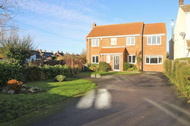 4 Bedrooms Detached House for sale in STATION ROAD, HABROUGH