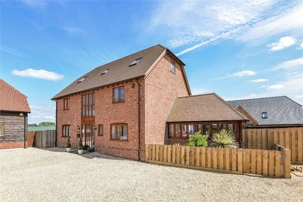 6 Bedrooms Detached House for sale in Landford, Salisbury, Wiltshire