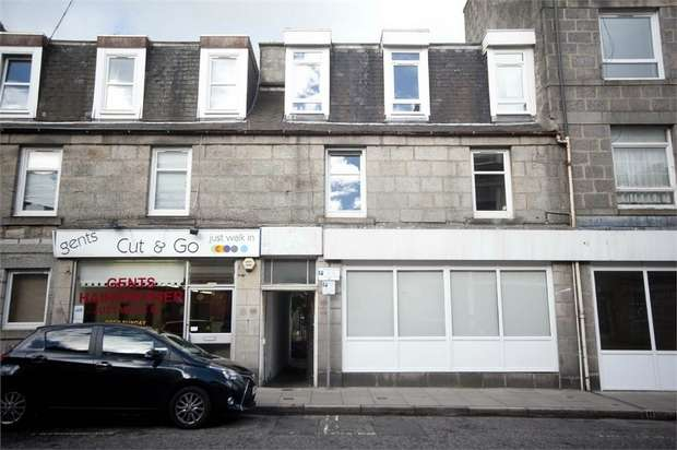 1 Bedroom Flat for sale in George Street, Aberdeen