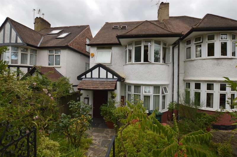6 Bedrooms Semi Detached House for sale in Holders Hill Avenue, Hendon, London, NW4
