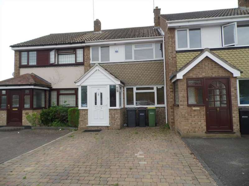 3 Bedrooms Terraced House for sale in Milton Close, Rayleigh
